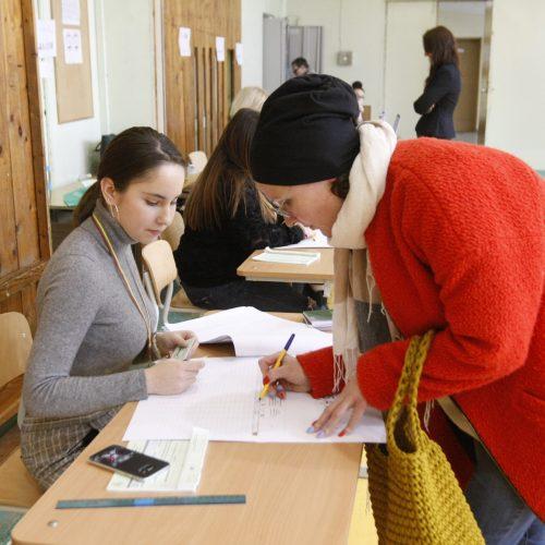 Mero rinkimai Klaipėdoje