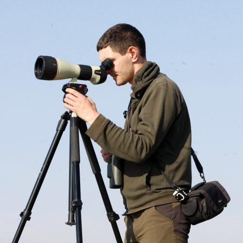 Paukščių stebėtojų ralis  © Vytauto Liaudanskio nuotr.