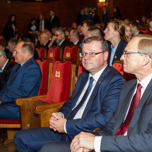 Visuotinis teisėjų susirinkimas  © P. Peleckio / Fotobanko nuotr.