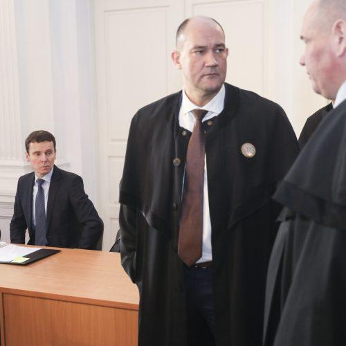 """MG Baltic"" korupcijos byla"