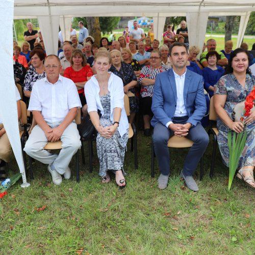 Kraštiečių šventė Padauguvoje  © Organizatorių nuotr.