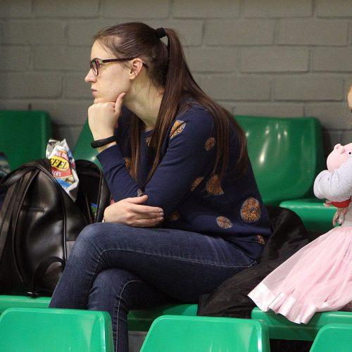 """Moterų lyga: """"Aistės-LSMU"""" – """"Fortūna"""" 82:62  © Evaldo Šemioto nuotr."""