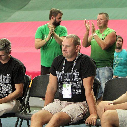 Lietuva – Vokietija 51:58. Merginų U16 EČ  © Evaldo Šemioto nuotr.
