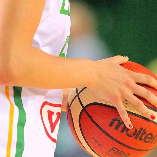 Lietuva – Danija 71:58. Merginų U16 EČ