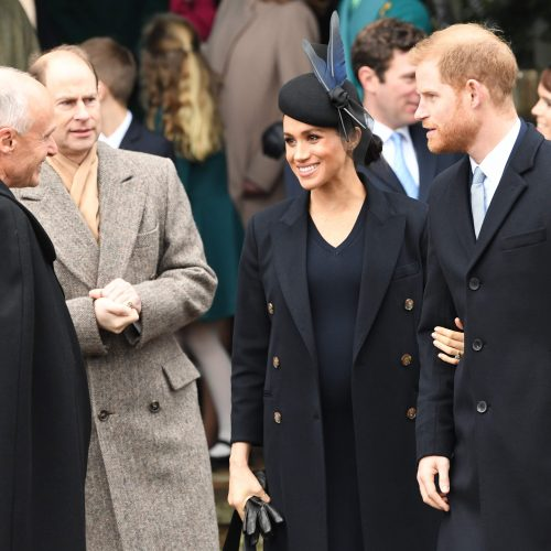 Britų karališkoji šeima švenčia Kalėdas  © Scanpix nuotr.