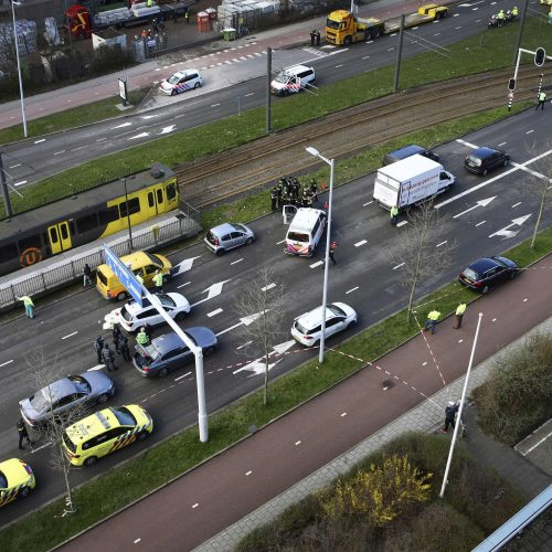 Šaudynės Nyderlanduose