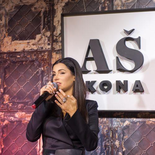 """Žurnalo """"AŠ Ikona"""" rudens numerio pristatymas  © B. Barausko nuotr."""