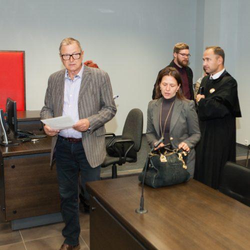 """""""Kauno vandenų"""" korupcijos bylos finišas  © Laimio Steponavičiaus nuotr."""