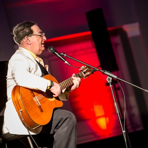 Earl Okin Koncertas Lietuvoje