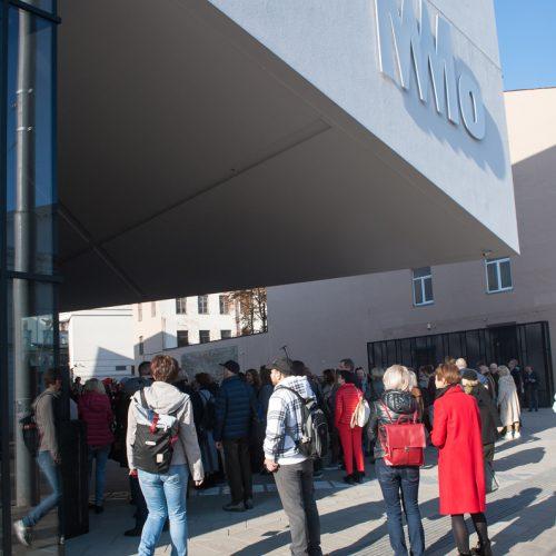 MO muziejaus atidarymas Vilniuje  © Butauto Barausko nuotr.