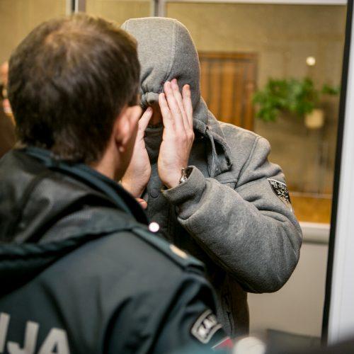 Nuosprendis R. Mačiulytę kankinusiam V. Simovičiui  © Vilmanto Raupelio nuotr.