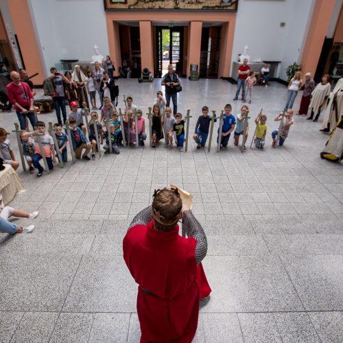 Žalgirio mūšio inscenizacija  © Vilmanto Raupelio nuotr.