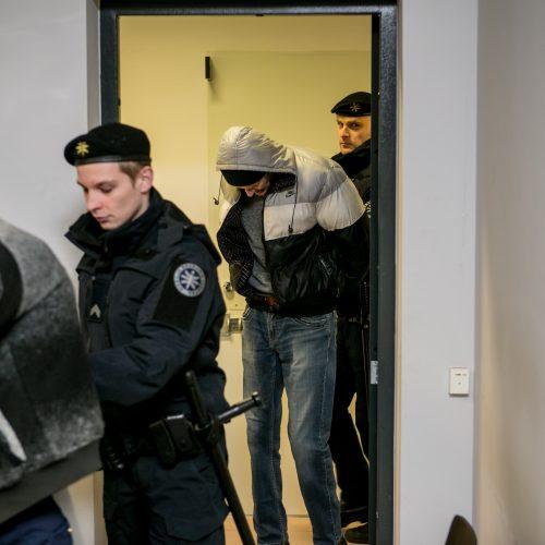 Pasiūlytos bausmės Karmėlavos budeliams  © Vilmanto Raupelio nuotr.