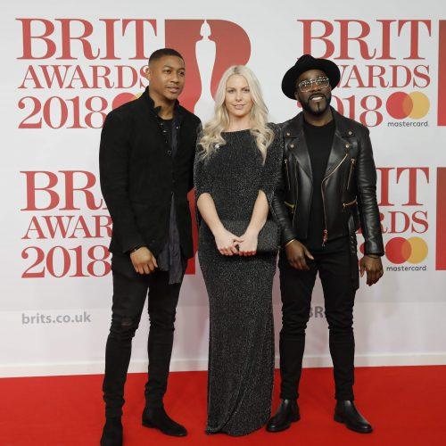 """Brit Awards"" ceremonija  © Scanpix nuotr."