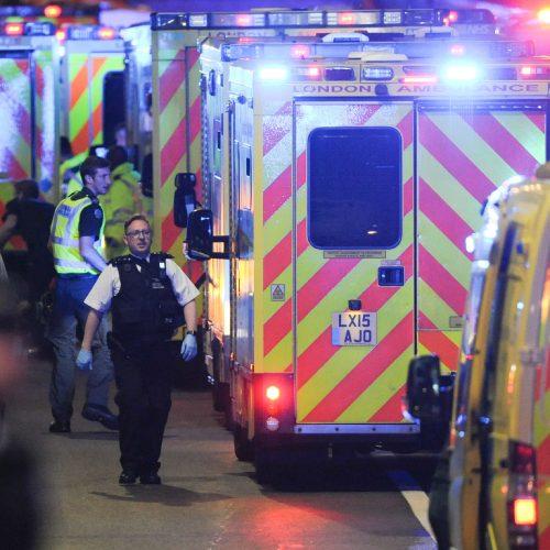 Nauja teroro ataka Britanijoje