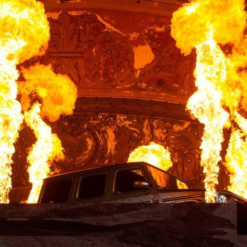 Automobilių paroda Detroite  © Scanpix nuotr.