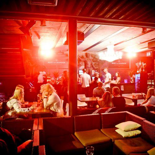 """Šeštadienio nakties linksmybės """"Taboo"""" klube  © Tomasfoto.lt nuotr."""