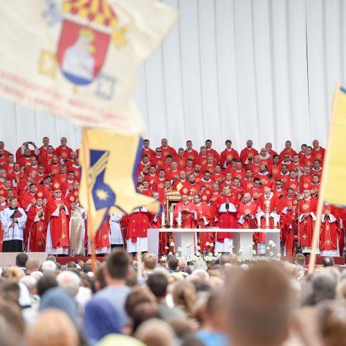 T. Matulionio beatifikacijos iškilmės
