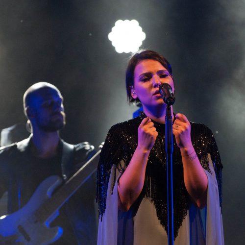 Jazzu koncertas Nemuno saloje  © Akvilės Snarskienės nuotr.