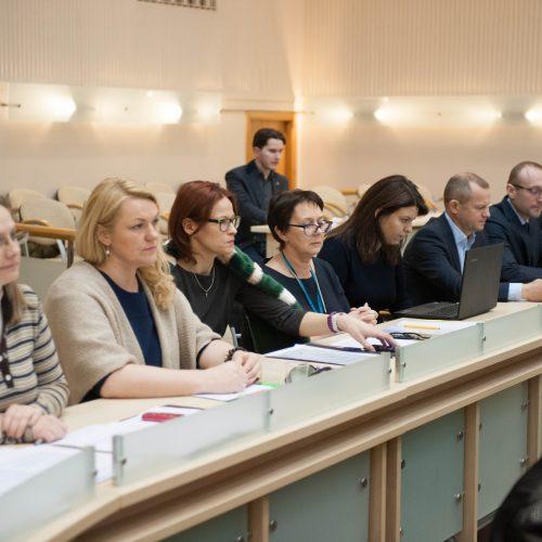 Kauno tarybos posėdis <span style=color:red;>(2018 kovas)</span>  &#169; Akvilės Snarskienės nuotr.