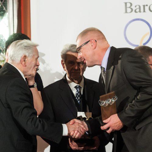Barselonos olimpiados sukakties minėjimas  © BFL nuotr.