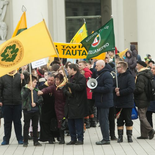 Į sąskrydį susirinko Lietuvos valančiukai  © BFL nuotr.