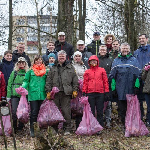 Talkininkai darbavosi ir Vilniuje