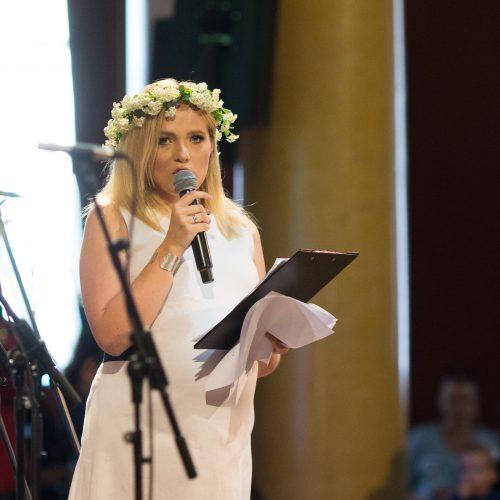 Vilniuje surengta būsimų mamyčių šventė  © K. Vanago (BFL) nuotr.