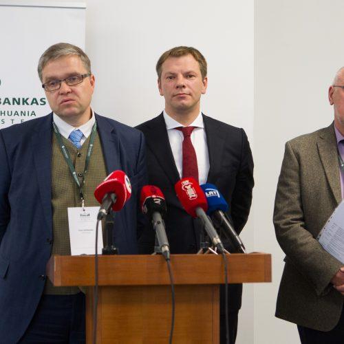 Konferencija apie pajamų nelygybę Lietuvoje