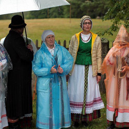 Joninės Lietuvos liaudies buities muziejuje  © Evaldo Šemioto nuotr.