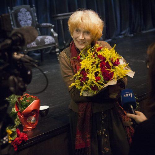 Aktorės Doloresos Kazragytės gimtadienis