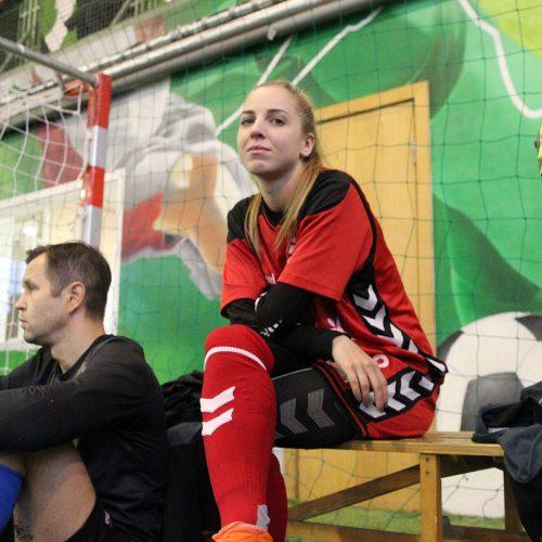 Kalėdinis LFF futbolo turnyras  © Evaldo Šemioto nuotr.