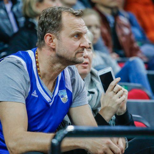 """LKL: """"Neptūnas"""" – """"Juventus"""" <span style=color:red;>(81:70)</span>  &#169; Vytauto Petriko nuotr."""