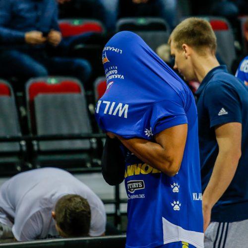 """LKL: """"Neptūnas"""" - """"Rytas"""" 78:93  © Vytauto Petriko nuotr."""