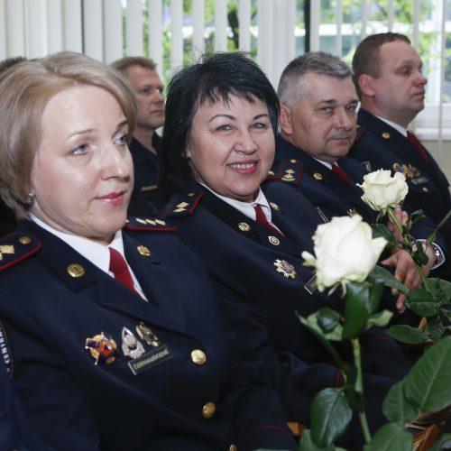 Apdovanoti geriausi šalies ugniagesiai gelbėtojai