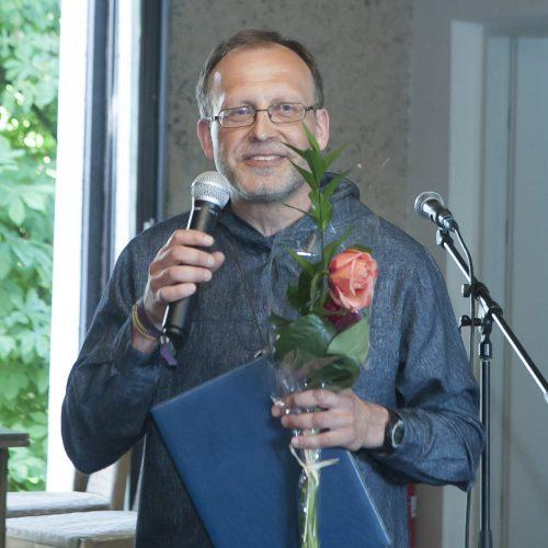 Įteiktos muzikologijos autoritetų vardo premijos  © Dainiaus Labučio (ELTA) nuotr.