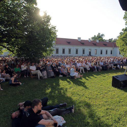 Pažaislio muzikos festivalio pradedamasis koncertas  © Evaldo Šemioto nuotr.