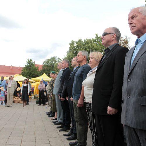 Šaulio diena Kaune  © Evaldo Šemioto nuotr.