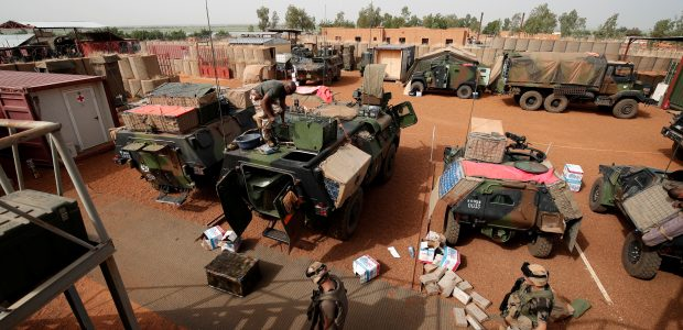 Misiją Malyje pradėję Lietuvos kariai atsidūrė pavojingiausioje šalies vietoje