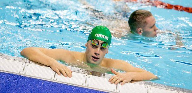 Plaukikai D. Rapšys ir D. Margevičius iškovojo pergales varžybose Lenkijoje