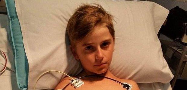 Mirtino voro įkąstą berniuką išgelbėjo rekordinė priešnuodžio dozė