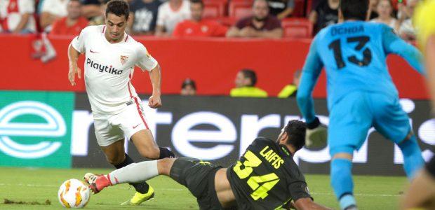 "Europos lygoje – triuškinanti ""Sevilla"" klubo pergalė"