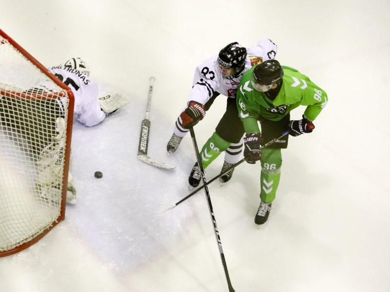 """""""Kaunas Hockey"""" čempionato pusfinalyje susirems su """"Hockey Punks"""""""