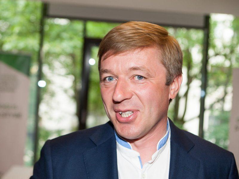 R. Karbauskio įmonė gavo leidimą prie Kauno marių laikyti danielius