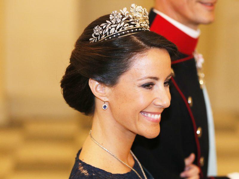 Dėl princo Henriko mirties Danijos princesė atšaukė vizitą į Lietuvą