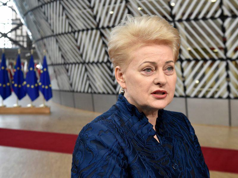 Lietuva ir kitos ES šalys Rusijos pareigūnų išsiuntimo imsis jau pirmadienį