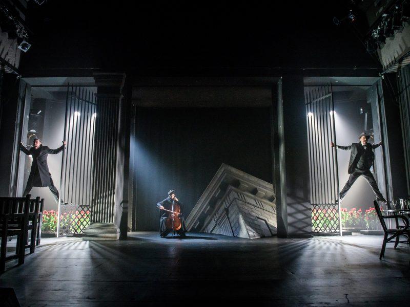 Ką žada naujasis Vilniaus mažojo teatro sezonas?