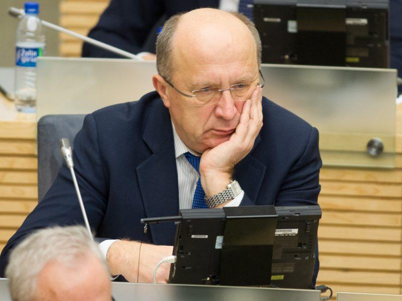 A. Kubilius: S. Skvernelis perims dalį G. Nausėdos reitingų