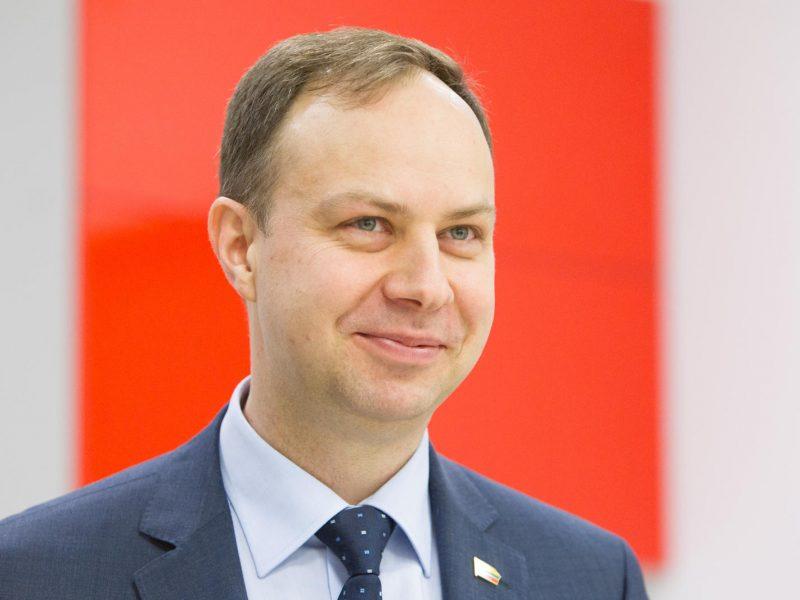 Naujasis sveikatos ministras: kyšių nedaviau ir negavau <span style=color:red;>(interviu)</span>