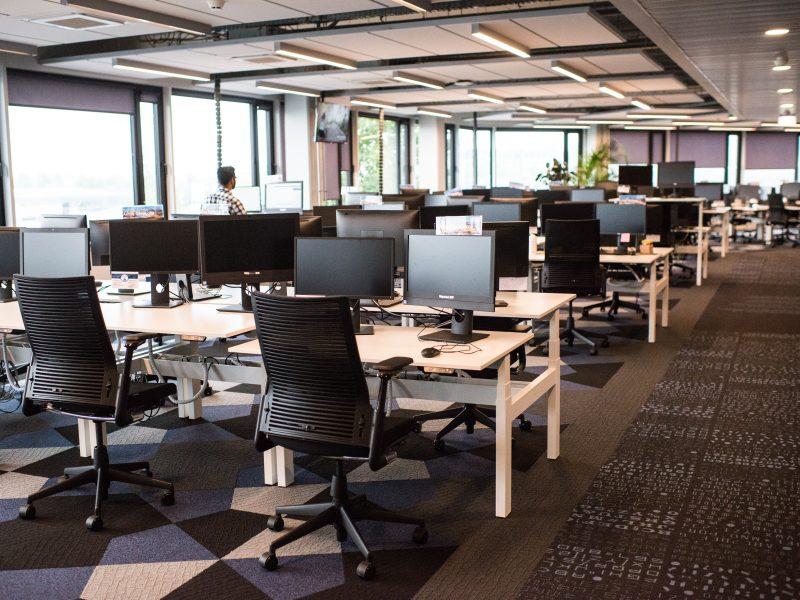"""JAV """"Unify Square"""" Vilniuje atidaro operacijų centrą"""